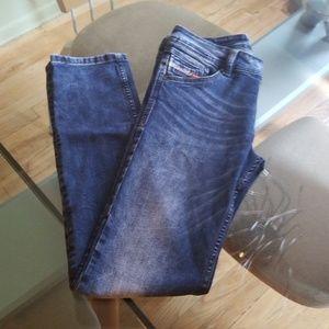 Diesel Boys Size 14 Jeans